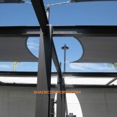 Custom Shade Sails Cool Los Angeles Metro Car Dealership