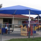 GSA Approved Canopies Shade NorCAL Military Base Playgrounds