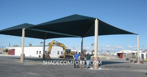 Inventory Shade Structure