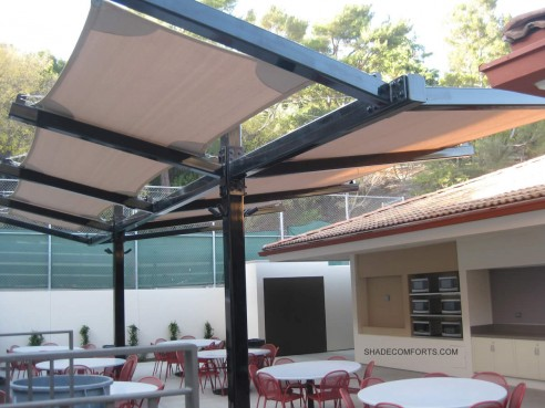 Patio Awnings Shade Sails