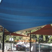 Shade Sails Los Angeles Patio