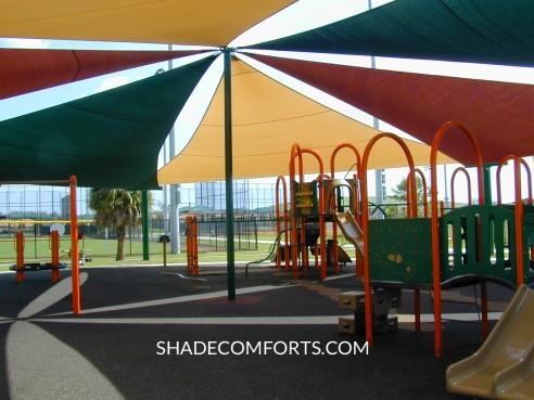 playground sail shades