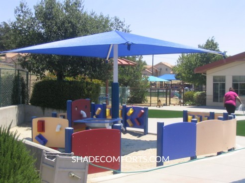 Playground Shade Umbrellas