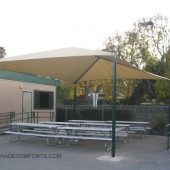 Shade Canopies For NorCAL School Playgrounds