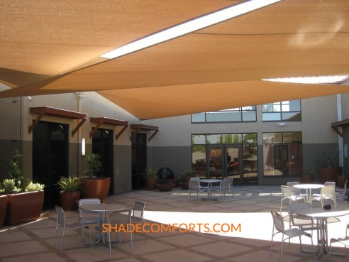 Shade Sails Installer California