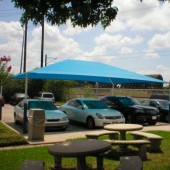 Automotive Parking Shade Canopy 11