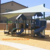 California Playground Shade Sails 13