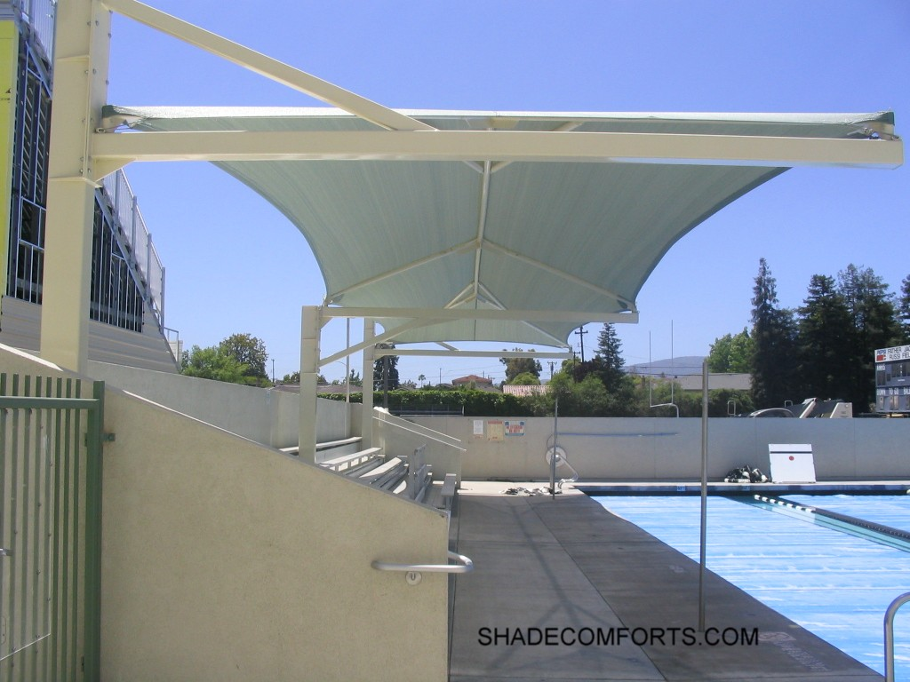 pool sail shades structures 5