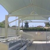Bleacher Shade Canopies – Amphitheater – Grandstand Shade Structures