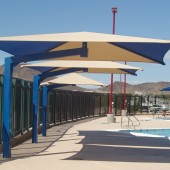 Cantilevered Patio Shade Umbrellas 8