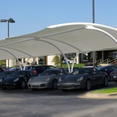 Car Shade Structure 18