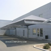 Parking Shade Canopy – Covered Parking Structures  California Carports