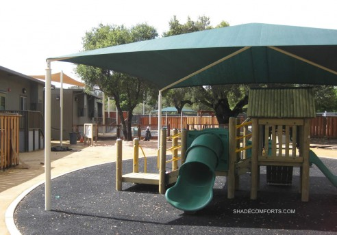 Day Care Shade Canopy