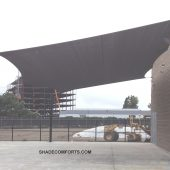 commercial shade sails contractor Santa Clara