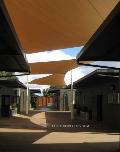 Day Care Shade Sails