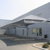 Covered Parking Shade Structure|NorCAL Car Dealer