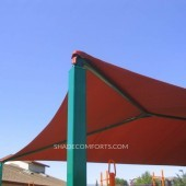 Playground Shade Structure at NorCAL Church
