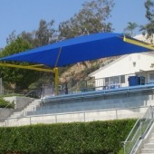 Grandstand Shade Structure Cantilever 13