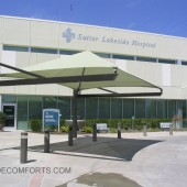 NorCAL Cantilevered Entrance Canopy 11