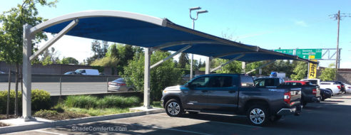 ... parking shade structure at Splash Express Car Wash in Santa Rosa which is a major Sonoma County California city. The shade it creates prevents water ... & Parking Shade Structure u2013 Arched Canopy u2013 Sonoma CA