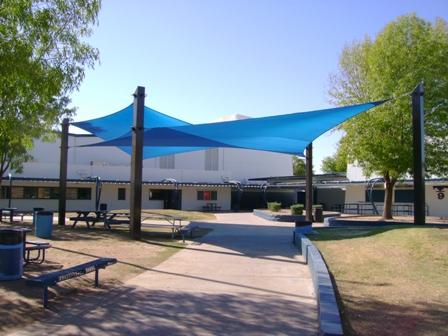 Patio Architectural Fabric