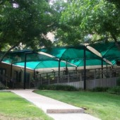 Patio Shade Canopy 20