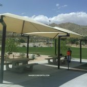 Fabric Shade Structures San Bernardino