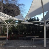 Patio Shade Sails 10