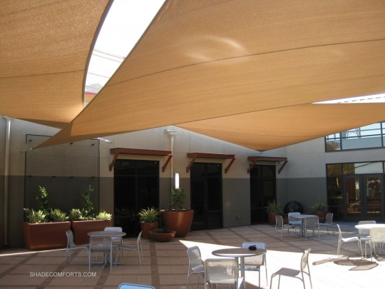 & Patio Shade Sails 28