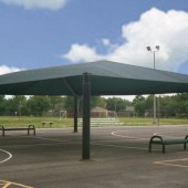 Play Area Shade Structure 6