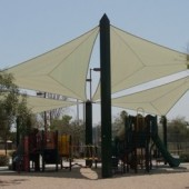 Playground Sail Shades Structure 3