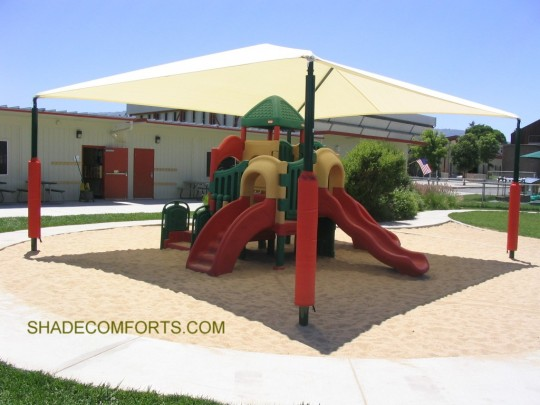 & Playground Shade Canopy San Jose 1