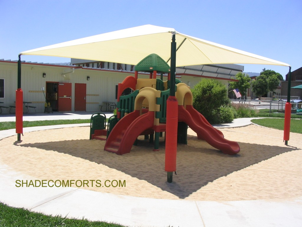 & Playground Shade Canopy San Jose 1