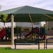 Playground Shade Cover 16