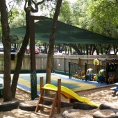 Playground Shade Sail 11