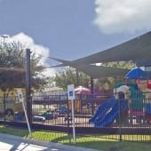 Playground Shade Sails 13