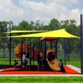 Playground Shade Sails 20