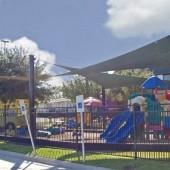Playground Shade Sails 8
