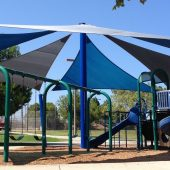 Shade Sails San Diego Playground