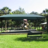 Playground Shade Shelter 10