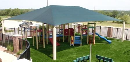 Playground Sun Shade Cover 1