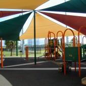 Playground Tensile Shade Sails 5