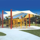Playground Tensile Structure 10