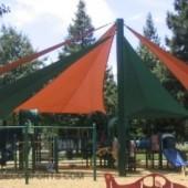 Sacramento Playground Shade Sails 9