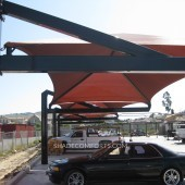 San Francisco Parking Shade Structure 13