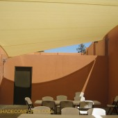 Santa Clara Patio Awning Sail Shade 28