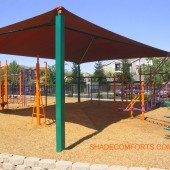 Shade Canopy California Playground 2