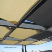 Shade Cover Outdoor Dining