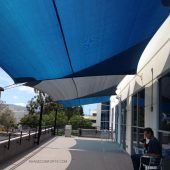 Shade Net Structure – California – Manufacturer