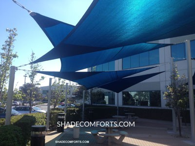 Shade Sails San Francisco Ca